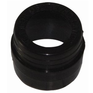 EPCO 17103 Tube Guard End Caps; T5 HD Series, Blk