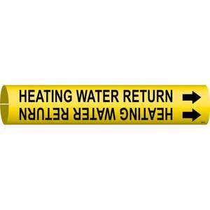 4072-D 4072-D HEATING WATER RETURN/YEL/S