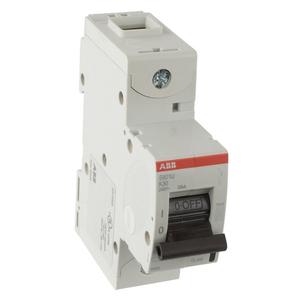 Thomas & Betts S801U-K30 Circuit Breaker, Miniature, DIN Rail Mount, 30A, 1P, 240VAC