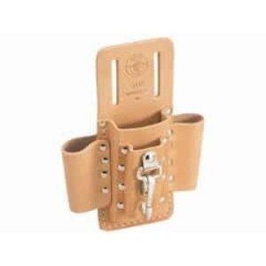 "Klein 5119 4 Pocket Tool Pouch 6-1/2""x8-1/2"""