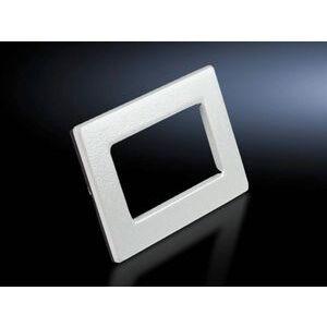 "Rittal 8018448 Window Kit, 11.5"" x 8.0"", Stainless Steel"
