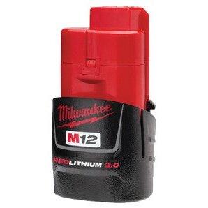 Milwaukee 48-11-2430 M12™ Redlithium 3.0 Compact Battery Pack