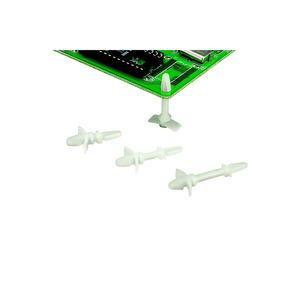 "Panduit CBLS62-C Circuit Board Lock Support, .62"" (15.8mm"