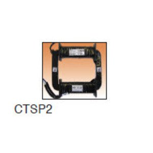 Quadlogic CTSP2-1001BK Current Transformer, 100A, 100:0.1A, Split Core, Black Leads