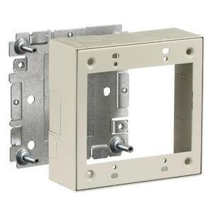 Hubbell-Wiring Kellems HBL24442IV RACEWAY,  2-G BOX, DEEP, HBL2400