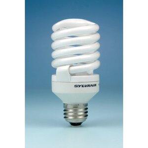 SYLVANIA CF23EL/MICRO/827/RP2 Compact Fluorescent Lamp, Micro Mini-Twister, 23W, 2700K
