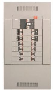 ABB ACSFPKSG Panel Board, Single mount Filler Plate, Spectra Series