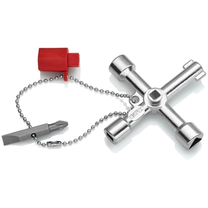 Knipex 00-1103 UNIVERSAL CONTROL CABINET KEY
