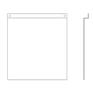 Eaton B-Line BP66 CAW BP66 BAFFLE PLATE FOR USE W/