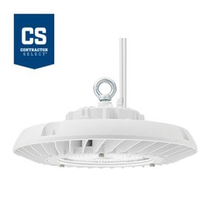 Lithonia Lighting JEBL-12L-50K-80CRI-WH LED High Bay, 92.4W, 5000K, 13190 Lumen, 120-277V