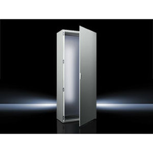 """Rittal 8608500 TS8 Modular Enclosure, Steel, 78.7"""" H x 23.6"""" W x 31.5"""" D"""