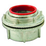 """Cooper Crouse-Hinds ST5 Conduit Hub, 1-1/2"""", Insulated, Zinc Die Cast"""