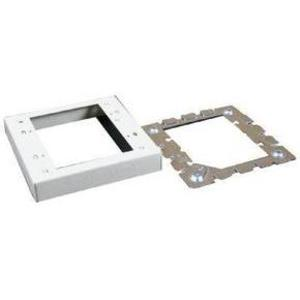 Wiremold 5747-2WH 500, 700 Raceway Shallow Device Box