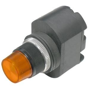 LEDtronics RPLH16-02-02-02 16MM AMBER