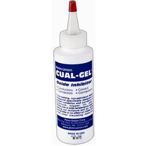 Penn-Union CUAL-GEL-4-OZ Oxide Inhibitor - 4oz Squeeze Bottle