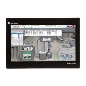 "Allen-Bradley 6200T-22WA Industrial Computer, 21.5"" Touchscreen, Thin Client/Thin Manager"