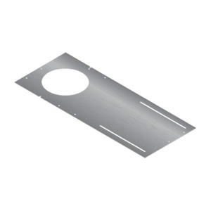 "P4020  4"" SLIM MOUNTING PLATE"