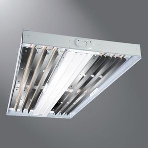Metalux HBLED-LD4-18-W-UNV-L850-ED2-U LED Low-Bay/High-Bay, 120-277V, 4000K