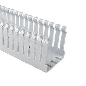 "HellermannTyton 184-33004 3"" x 3"" High Density Wire Duct"