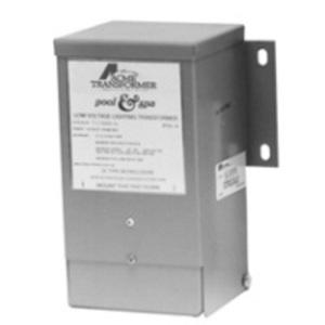 Acme T179600S Transformer, Lighting, Magnetic, 100VA, 120 - 12VAC, 1PH, Black