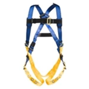 Werner Ladder H312005 LITEFIT Standard Harness, Tongue Buckle Legs (XL)