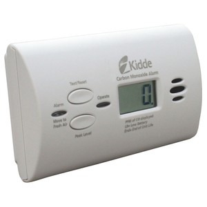 Kidde Fire 21008873 CARBON MONOXIDE ALARMS