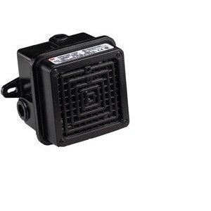 Federal Signal 350WBX-120 Vibratone Hazardous Location Horn, 120V AC, 0.18A, NEMA 4X, Zinc