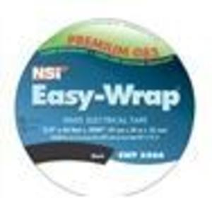 "NSI Tork EWP7066 premium 070 Electrical Tape Black, 3/4"" X 66 Ft"
