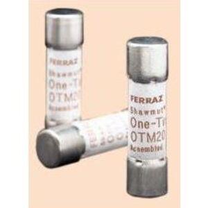 Mersen OTM6 250V 6A 1 1/2x13/32 MID FUSE