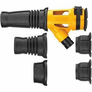 DEWALT DWH053K Large Hammer Chipping Dust Extraction