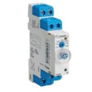 Crouzet 88829117 Timing Relay, DIN Rail, EMAR7, 240VAC, 5A, 7 Ranges, Changeover Output