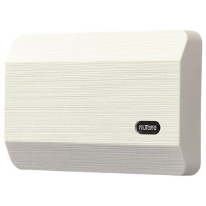 Nutone LA11BG Beige Wired Chime Kit