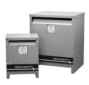 Sola Hevi-Duty HS5F15ASCU Transformer, 15KVA, 240X480-120/240, Copper Winding, NEMA 3R
