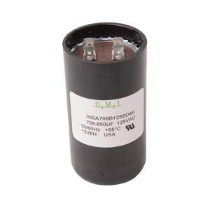 DiversiTech T708-850 Motor Start Capacitor, 125V, 708-850 uF