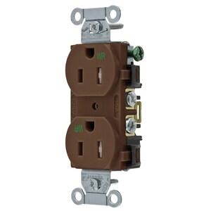Hubbell-Wiring Kellems BR15WRTR HUB BR15WRTR WTR/TAMP, COM GRD, 15A