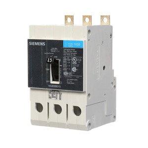 Siemens NGB3B015B BREAKER NGB 3P 15A