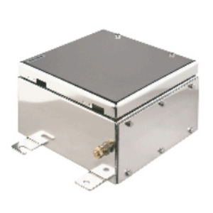 Weidmuller 9513340000 Mounting Plate for Enclosure, Stainless Steel *** Discontinued ***