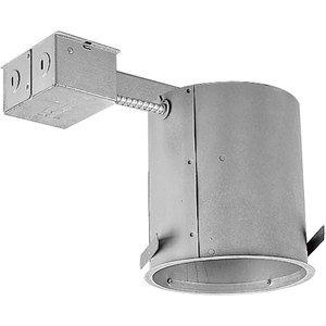 "Progress Lighting P187-TG IC/Non-IC Remodel Housing, 6"""