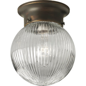 Progress Lighting P3599-20 1-60w Medium Fitter Close-to-Ceiling