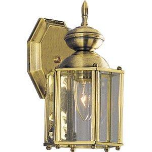 Progress Lighting P5756-10 1-100w Med Wall Lantern