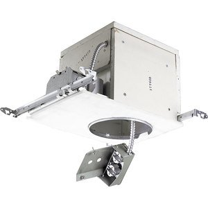 "Progress Lighting P63-EBFB Firebox, Pro-Optic Housing, Compact Fluorescent, 6"", 13W"