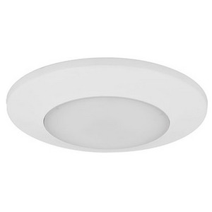 Progress Lighting P8022-28/30K9-AC1-L10 Close to Ceiling Light, LED, 17W, 120V, White