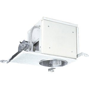 "Progress Lighting P821-FBFC Firebox, 6"", Non-IC Housing, High Wattage"
