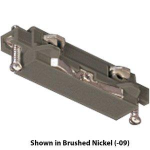 Progress Lighting P8720-31 Straight Track Connector, Black