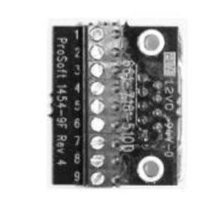 Prosoft Technology 1454-9F Terminal Module, DB-9 Female to 5 Screw Terminal, RS422/RS485