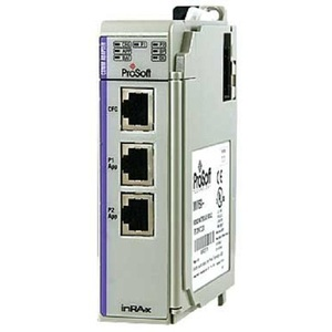 Prosoft Technology MVI69-GSC Communications Module, 3 Port, Generic ASCII Serial, CompactLogix