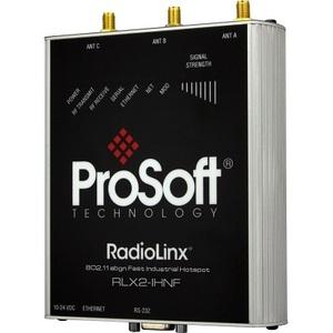 Prosoft Technology RLX2-IHNF-A Wireless Hotspot, 802.11abgn, Fast Industrial, DIN Rail