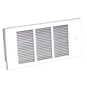 Qmark QFG1512IFM Wall Heater, Fan Forced, 1500/1125/750/375W, 120V