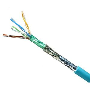 Quabbin Wire and Cable 5090 QWC 5090 TEAL 4PAIR 24AWG 90METER