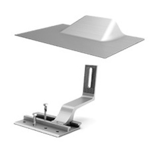 Quick Mount PV QMHSS-A-12 Quick Hook for Side Mounted Rails, Stainless Steel